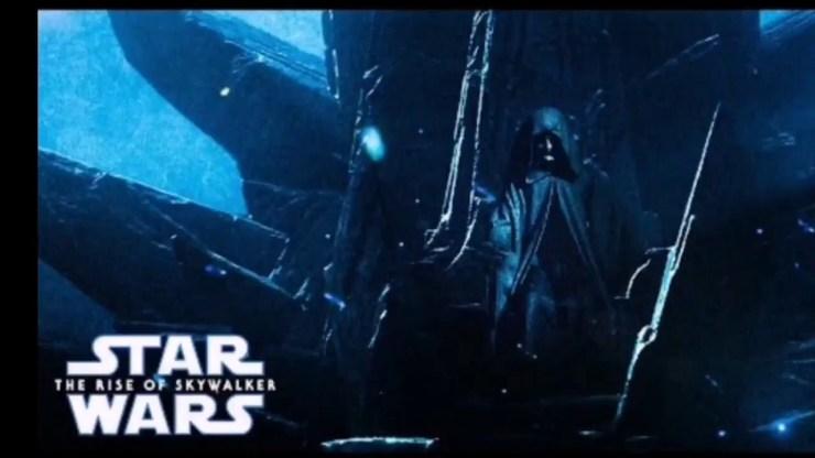 """Emperor"" Star Wars The Rise of Skywalker new trailer"