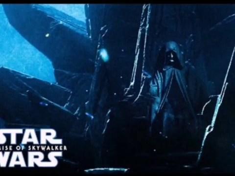 """Emperor"" Star Wars The Rise of Skywalker new trailer 3"