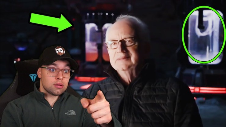Reacting to Ian McDiarmid New Interview on Returning as Palpatine