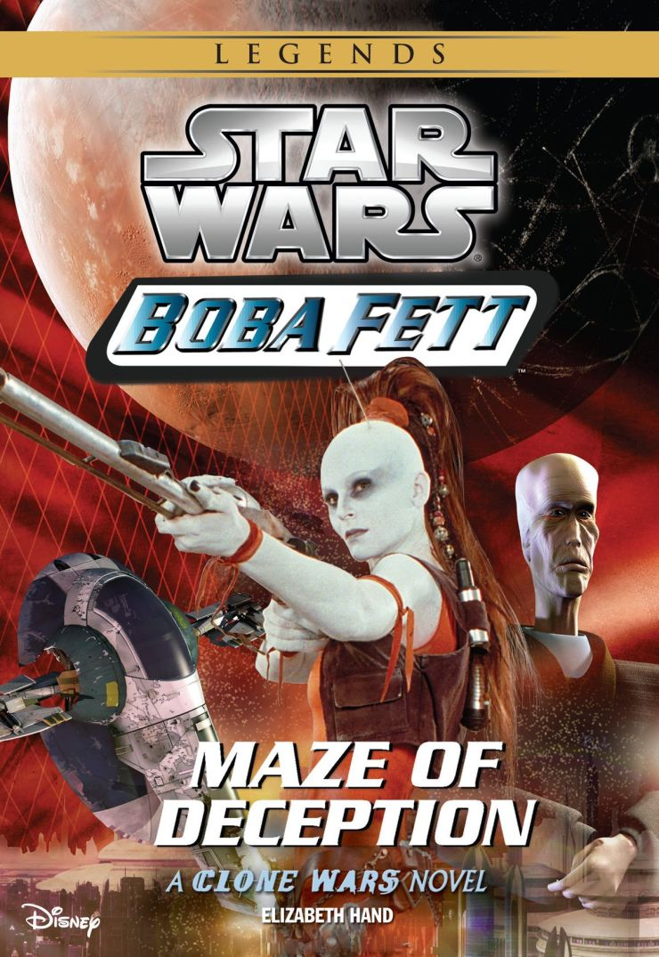 Boba Fett: Maze of Deception