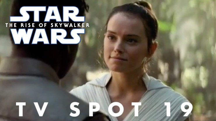 Star Wars The Rise of Skywalker TV Trailer Spot 20 (TONS OF NEW FOOTAGE) 1