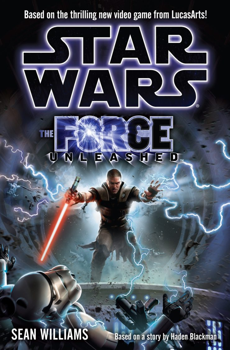 The Force Unleashed (novel)