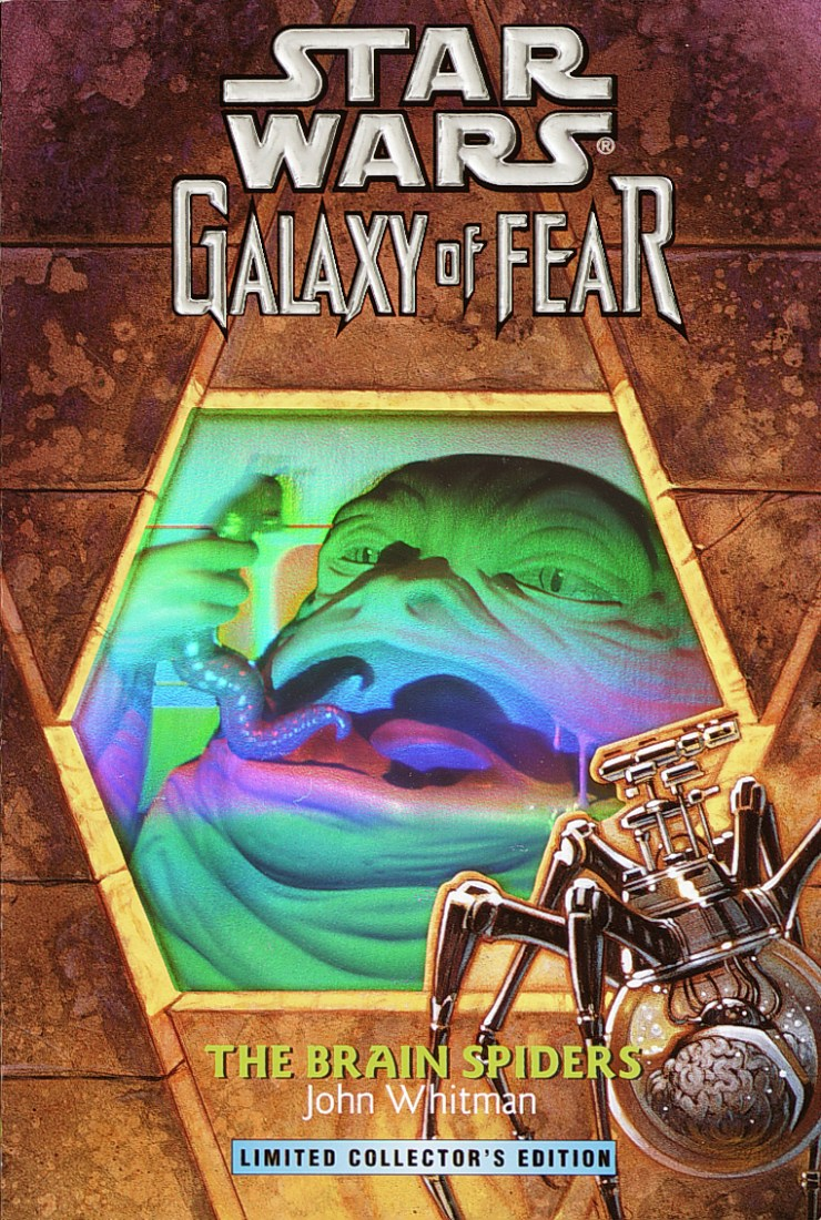Galaxy of Fear: The Brain Spiders