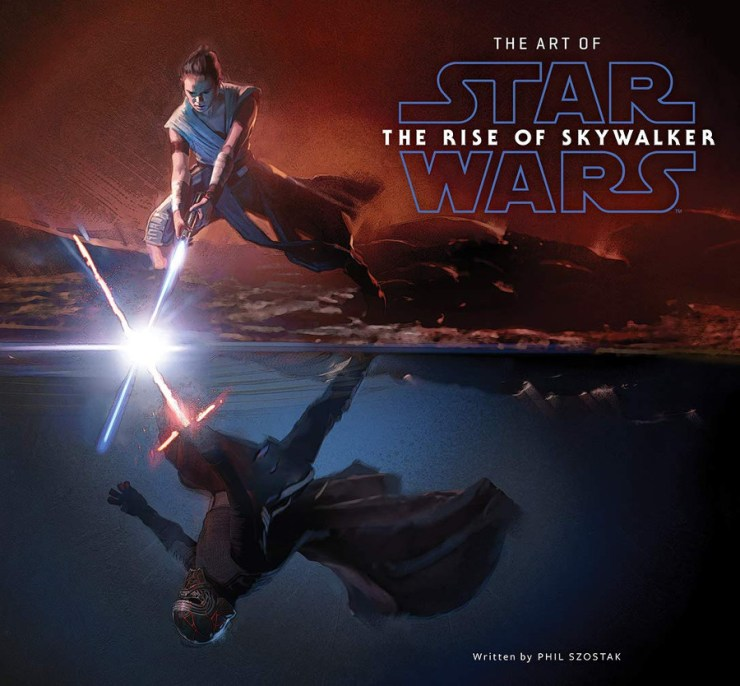 Star Wars The Rise of Skywalker Concept Art