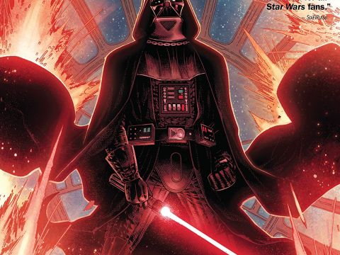 Star Wars: Darth Vader - Dark Lord Of The Sith