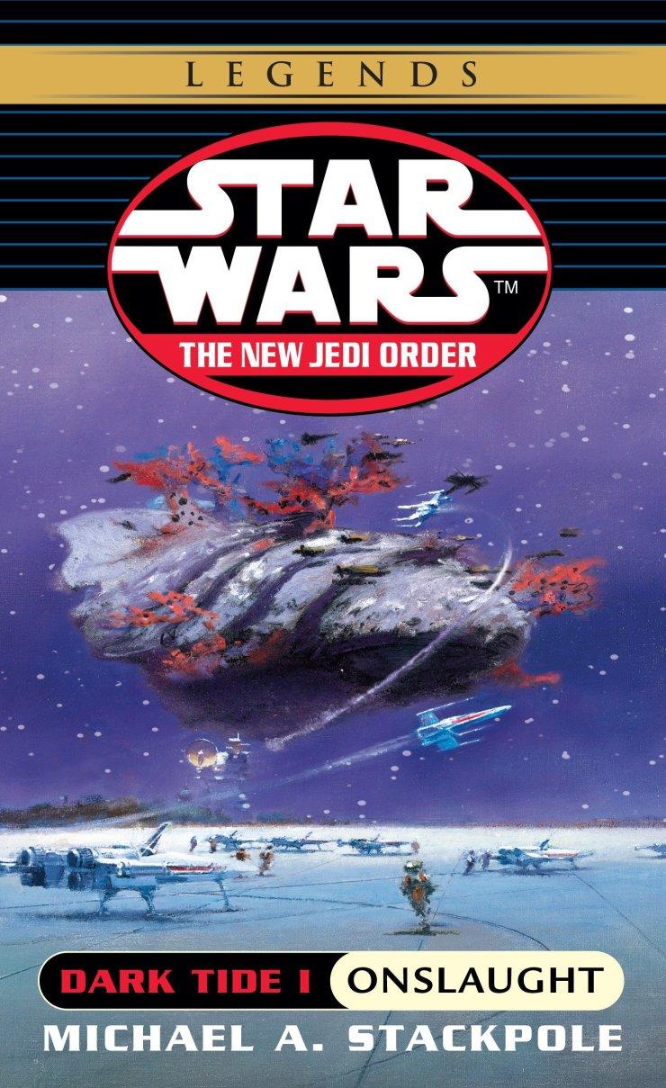 The New Jedi Order: Dark Tide I: Onslaught
