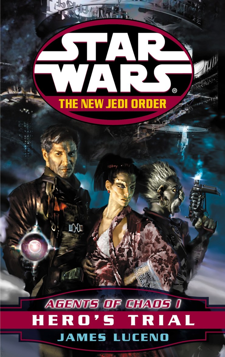 The New Jedi Order: Agents of Chaos I: Hero's Trial