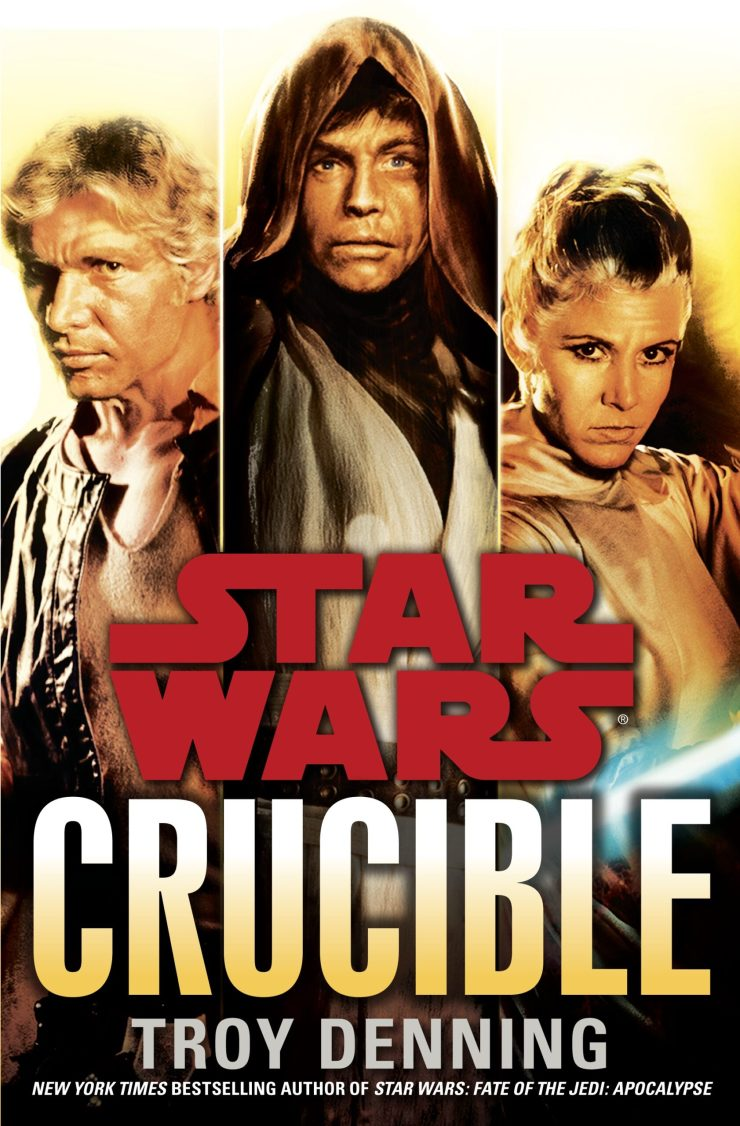 Star Wars: Crucible (novel)