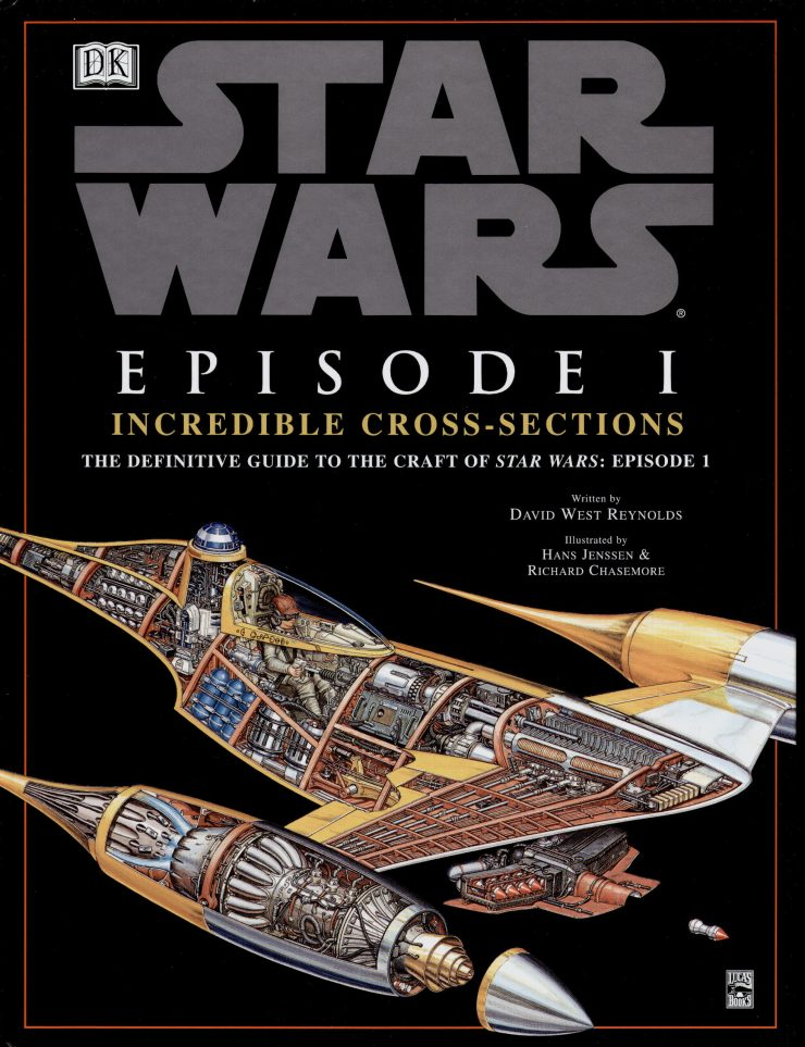 Star Wars: Episode I Incredible Cross-Sections