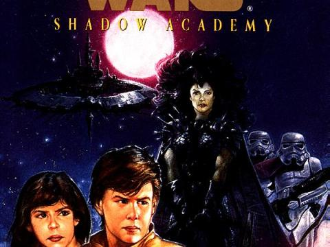 Young Jedi Knights: Shadow Academy