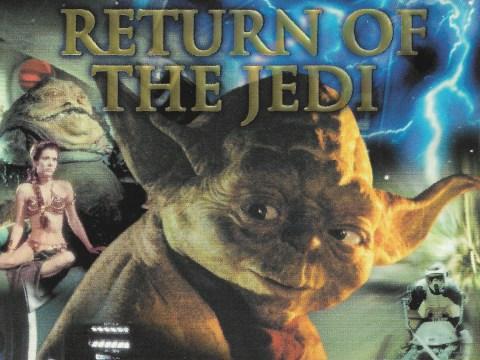 Star Wars Episode VI: Return of the Jedi (junior novelization)