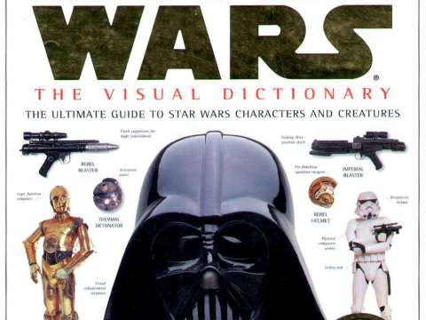 The Visual Dictionary of Star Wars