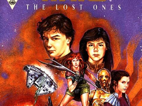 Young Jedi Knights: The Lost Ones