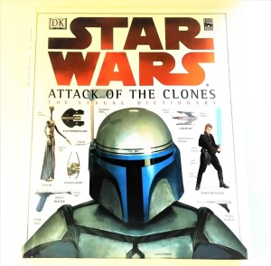 Star Wars: Attack of the Clones: The Visual Dictionary