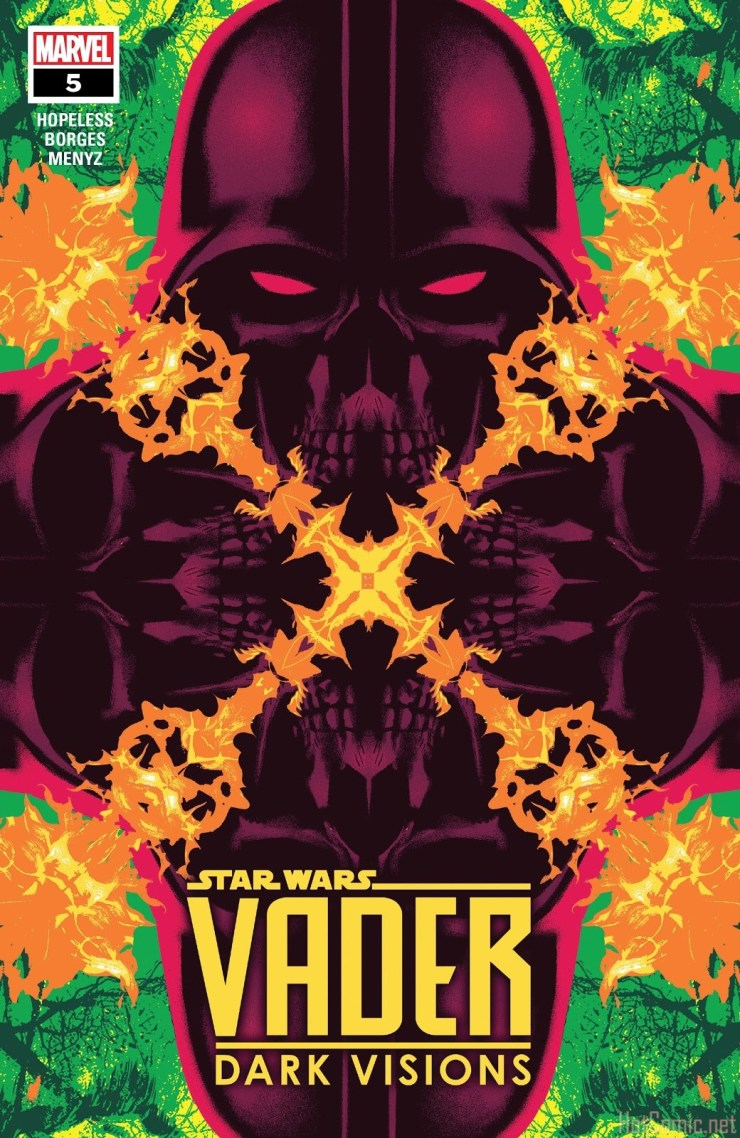 Star Wars Darth Vader - Dark Visions #5