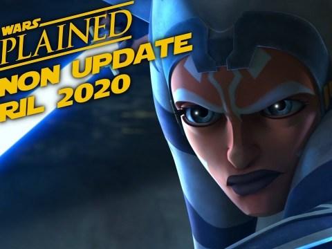 April 2020 Star Wars Canon Update 3