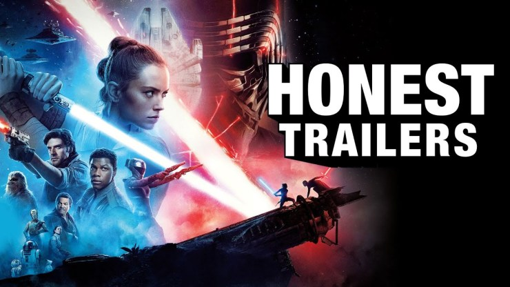 Honest Trailers | Star Wars: The Rise of Skywalker 1