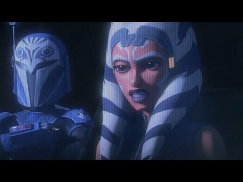 Inside the Final Duel: Darth Maul vs. Ahsoka   The Clone Wars 9