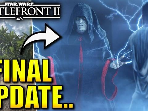 MASSIVE News Update - The End of Star Wars Battlefront 2! 10