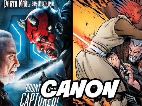 Maul JOINS Dooku to KILL Obi-Wan and the Jedi [CANON] 2