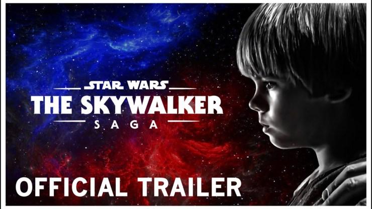Star Wars | The Skywalker Saga Trailer 1