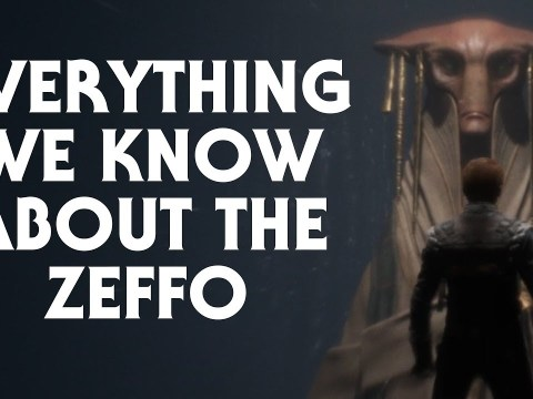 The Zeffo - Everything We Know About the Ancient Lost Species 1