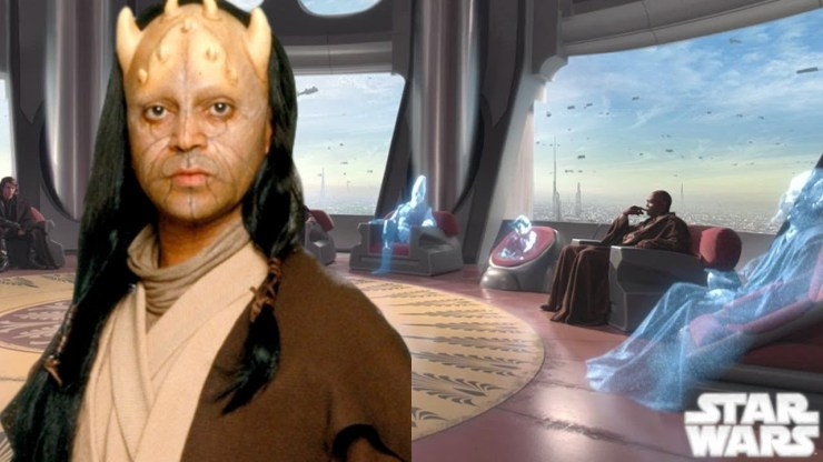 Why Jedi Master Eeth Koth Was VOTED Off the Jedi Council 1