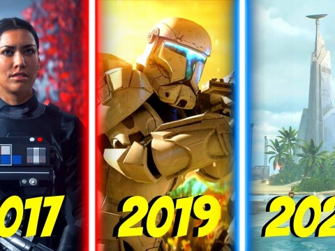 All Battlefront 2 Trailers & Community Updates 2017-2020