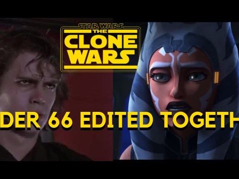 Clone Wars Order 66 Edited Together With Revenge of the Sith 7