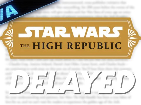 Discussing the High Republic Era Delay - Star Wars Explained 6