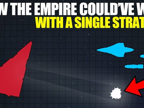 How the Empire could've WRECKED the Rebels with a strategy 1