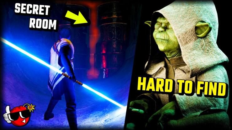 Jedi Fallen Order RAREST Easter Egg 1