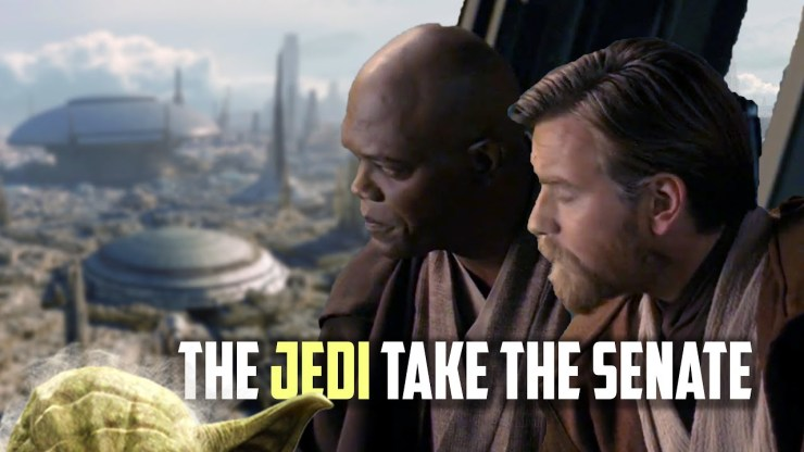 What if the Jedi ENDED the War Before ORDER 66