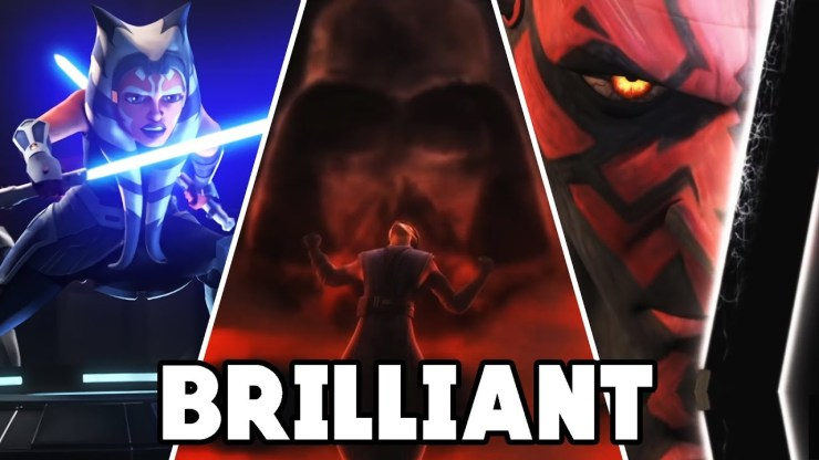 Why The Clone Wars is the BEST Star Wars in YEARS 1