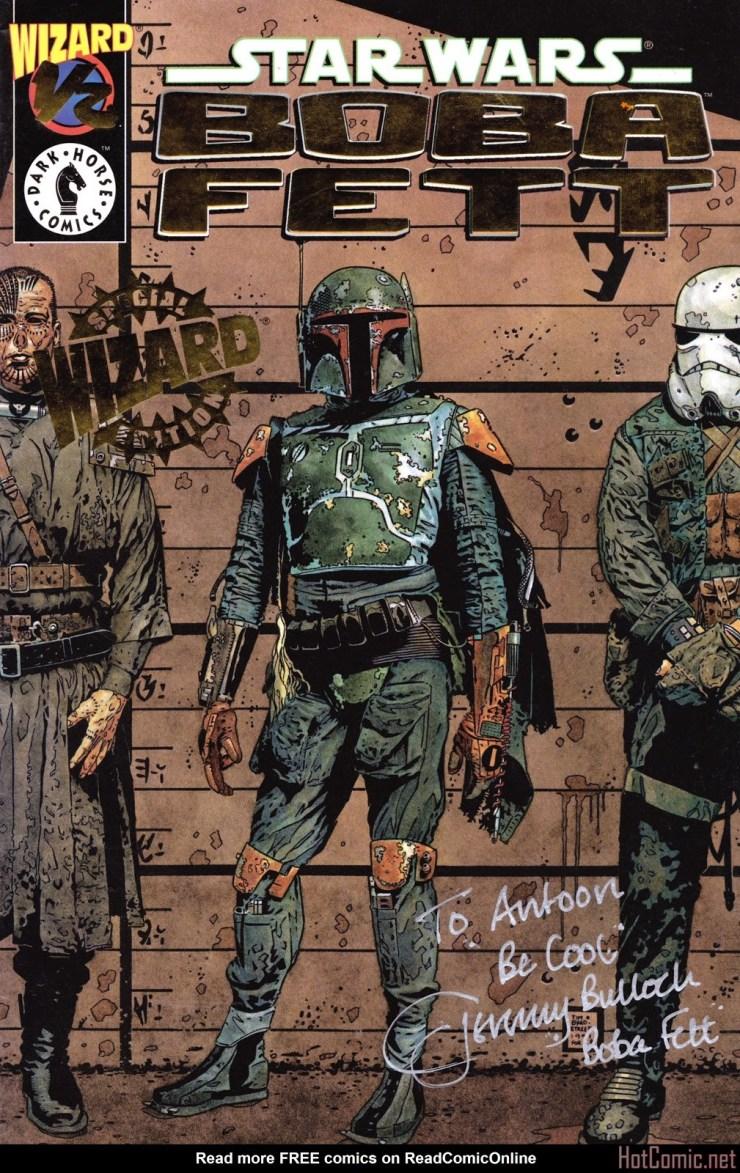 Star Wars: Boba Fett: Salvage