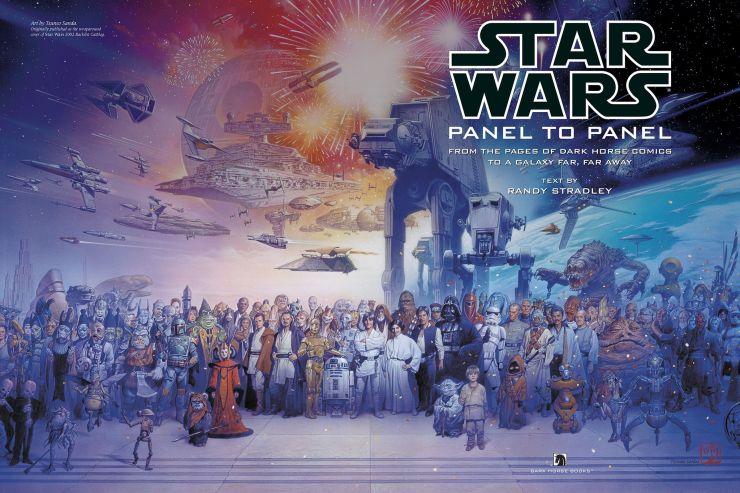 Star Wars – Panel to Panel Vol.1