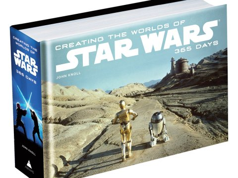Creating the Worlds of Star Wars – 365 Days (2005)