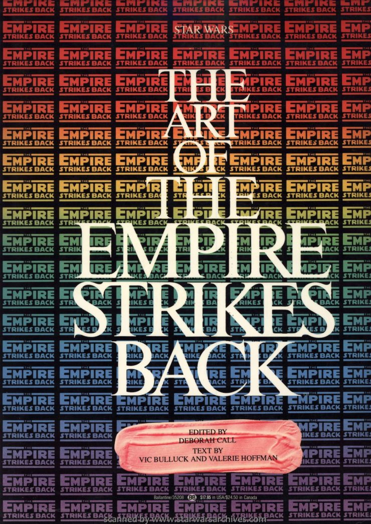 Star Wars – The Art of The Empire Strikes Back (1980)