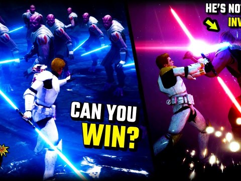 Can you defeat the INVINCIBLE boss in Jedi Fallen Order? 8