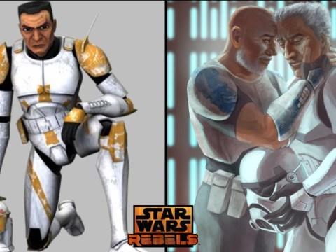 Dave Filoni Reveals Cody Was originally In Star Wars Rebels 4