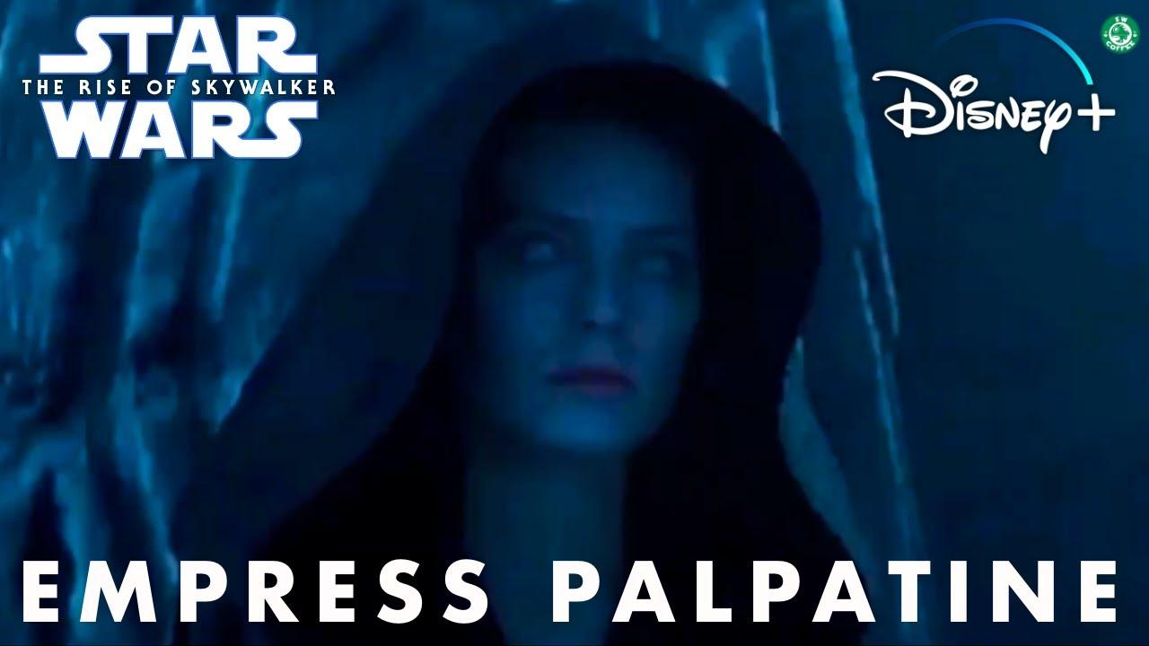 Empress Palpatine Full Scene Star Wars The Rise Of Skywalker