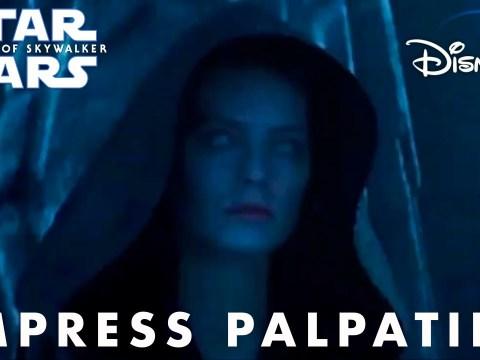 Empress Palpatine Full Scene Star Wars The Rise of Skywalker 5
