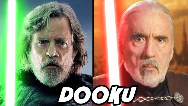 Luke's Point of View: Dooku (CANON) - Star Wars Explained