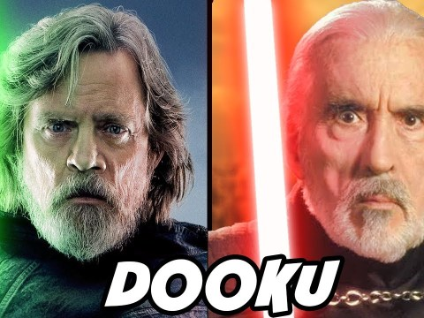 Luke's Point of View: Dooku (CANON) - Star Wars Explained 6