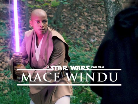 MACE WINDU - Star Wars Fan Film 6