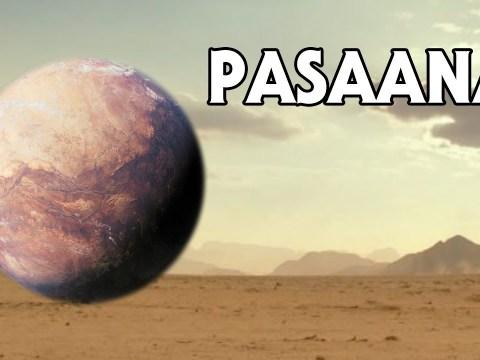 Pasaana Planet History and Society Explained 4