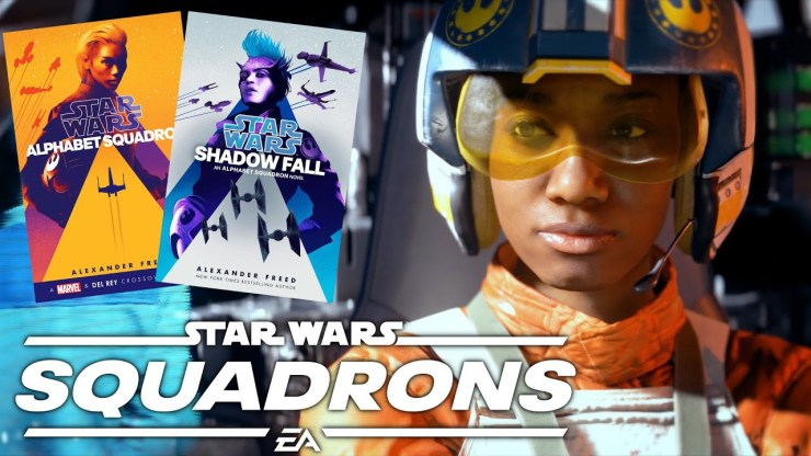 Star Wars: Squadrons - What We Know About the Story 1