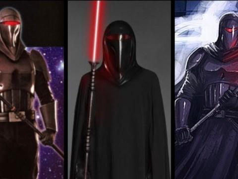 The Emperor's Shadow Guard 5