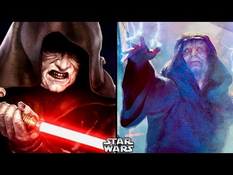 What was Darth Sidious's Plan to Achieve Unlimited Power?