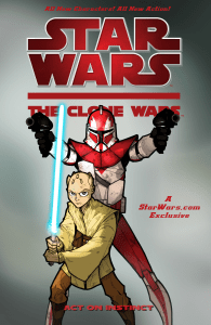 The Clone Wars: Act on Instinct